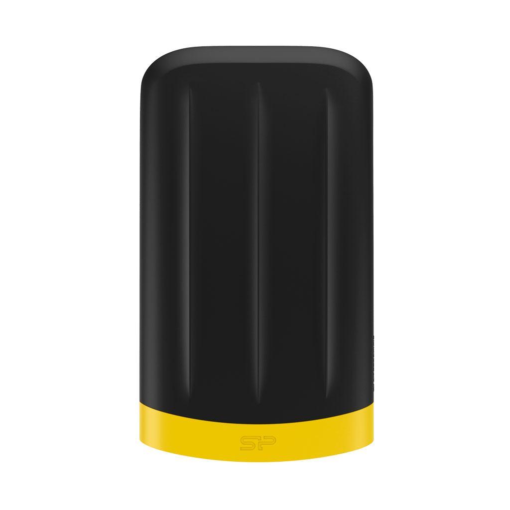 """Външен хард диск SILICON POWER Armor A65, 2.5"""", 2TB, USB3.0, Удароустойчив"""