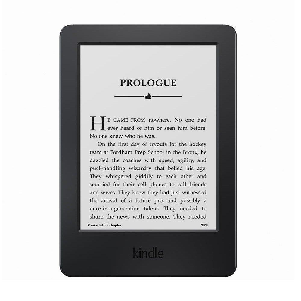 "eBook четец Kindle Paperwhite 6"" HRD 2015 Edition"