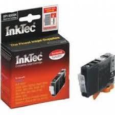 Мастилница INKTEC 1080BL EPSON  T0801, Черен