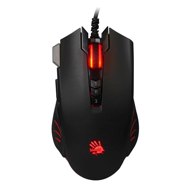 Геймърска мишка Bloody V9M, Оптична, Жична, USB