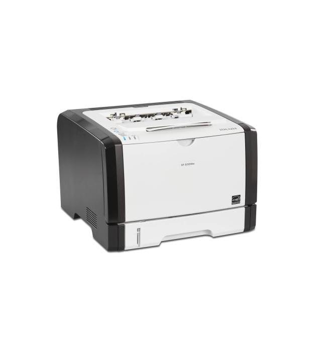 Лазерен принтер RICOH SP325DNw  USB, LAN, WiFi, A4, 28 стр/мин