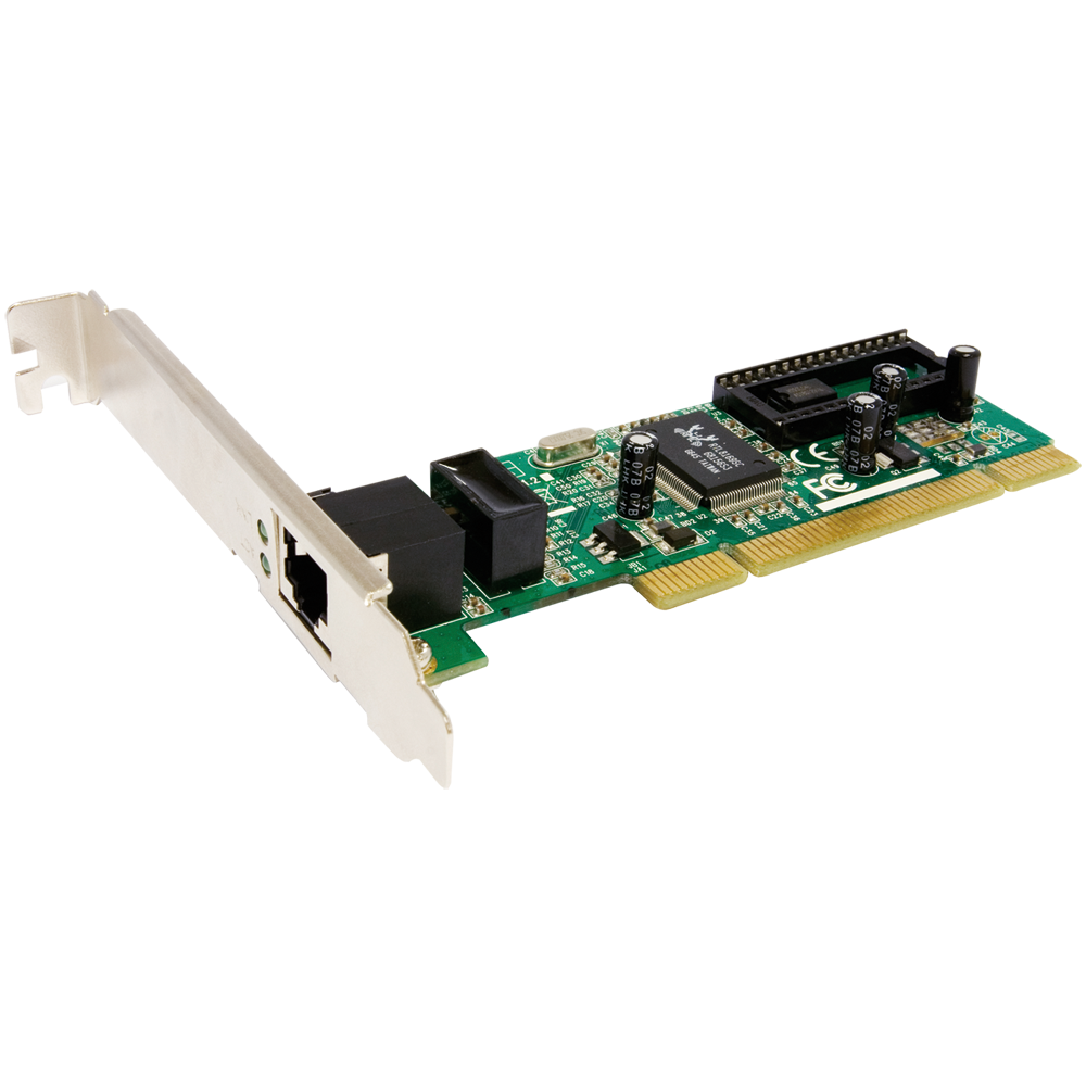 Мрежова карта EDIMAX EN-9235TX-32, PCI, 10/100/1000 Gigabit Ethernet, low profile