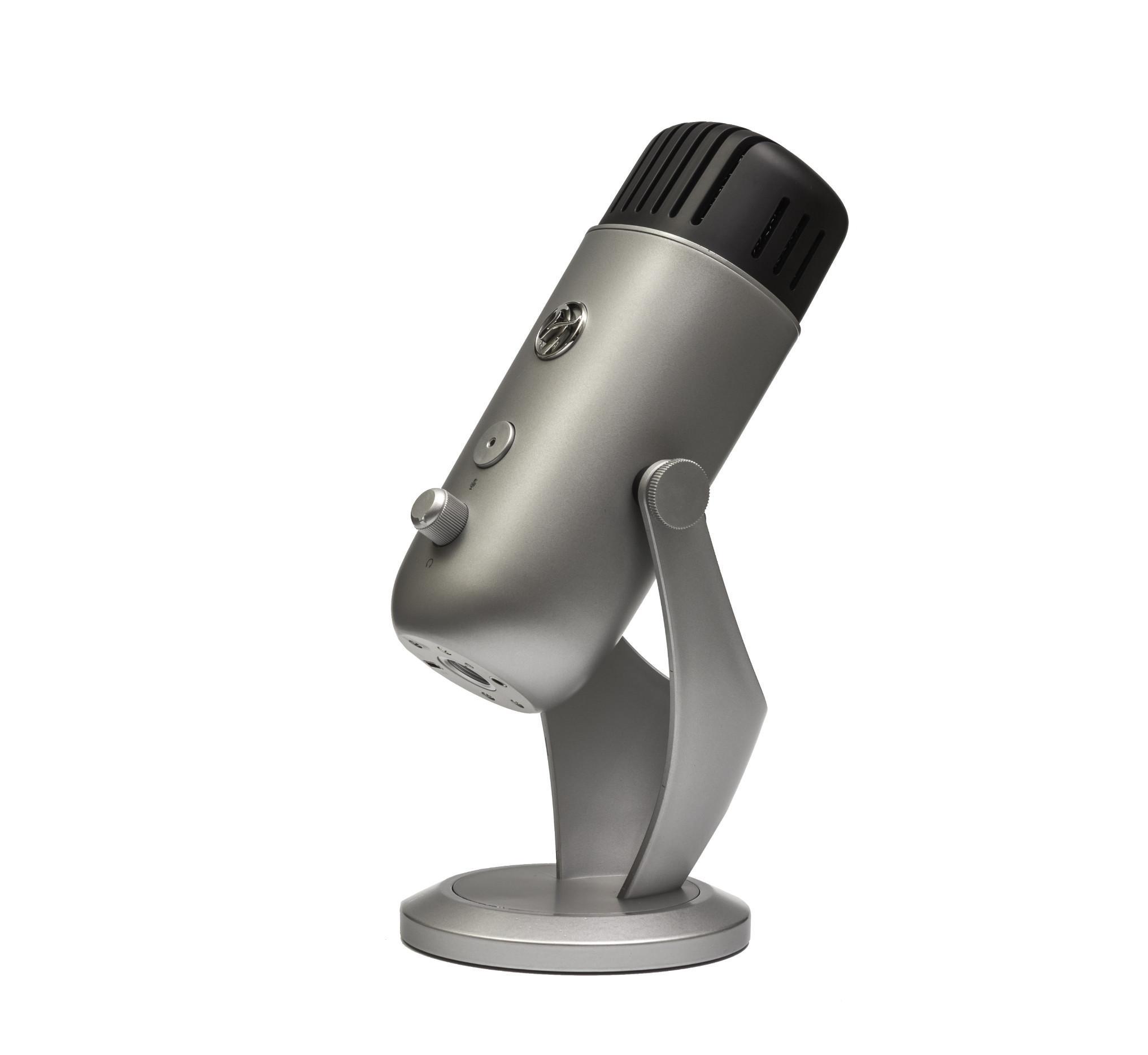 Настолен микрофон Arozzi Colonna Silver