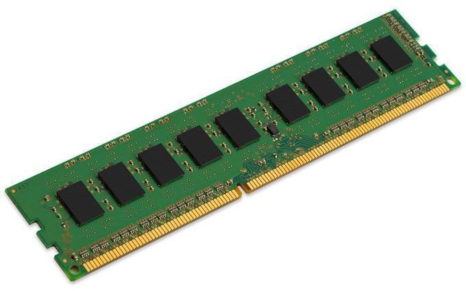 Памет Kingston 4GB DDR3 PC3-12800 1600MHz CL11 ECC KVR16E11S8/4