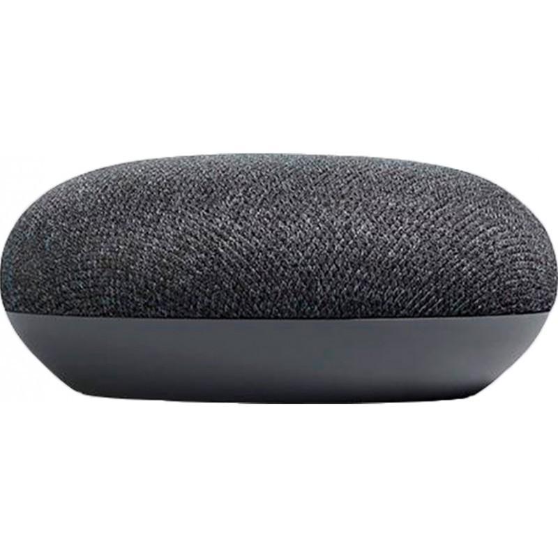 Безжична колонка Google Home mini Speaker, Carbon
