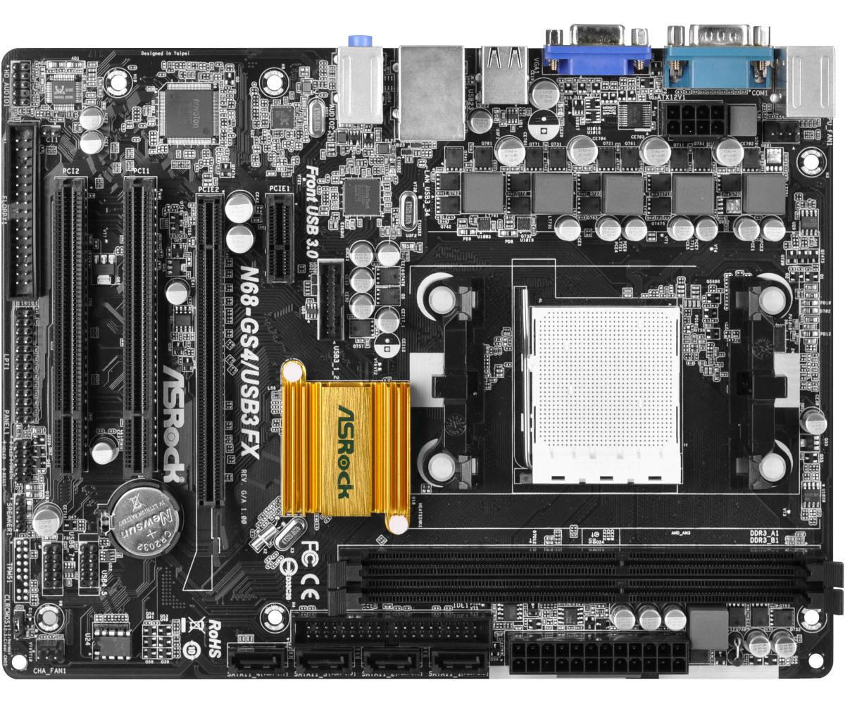 ASRock N68-GS4/USB3 FX Etron USB 3.0 Drivers for Windows Download