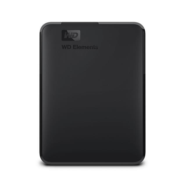 """Външен хард диск Western Digital Elements Portable, 1TB, 2.5"""", USB 3.0, Черен"""