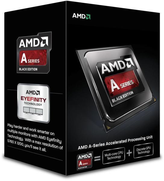 Процесор AMD A10-series X4 7860K, 3.6Ghz Up to 4.0Ghz, 4Mb, 95W, FM2+, box