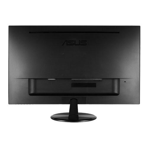 Монитор ASUS VP247H, 23.6 inch, Wide, Full HD, HDMI, D-Sub, DVI-D, Черен