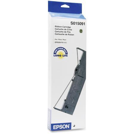Касета за матричен принтер EPSON FX 980, Black