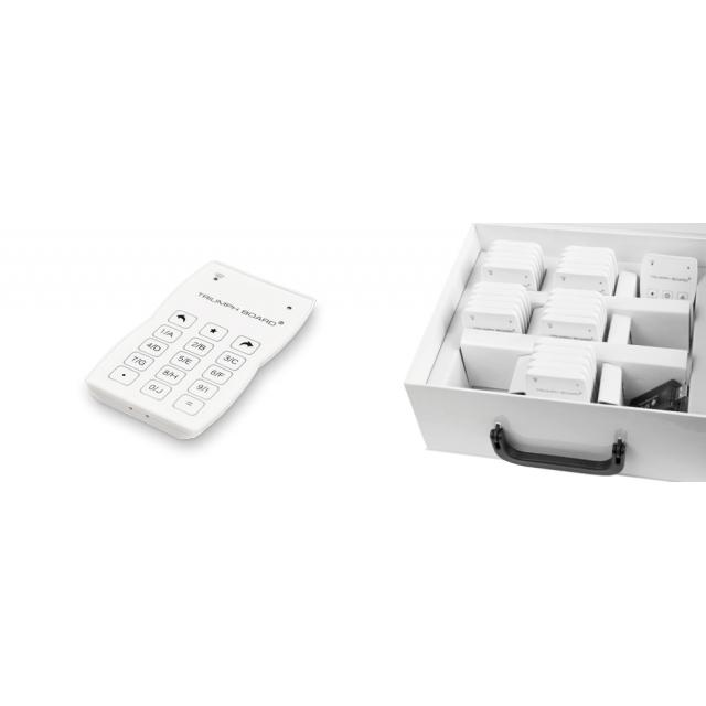 TRIUMPH BOARD Система за провеждане на тестове и гласуване RF450
