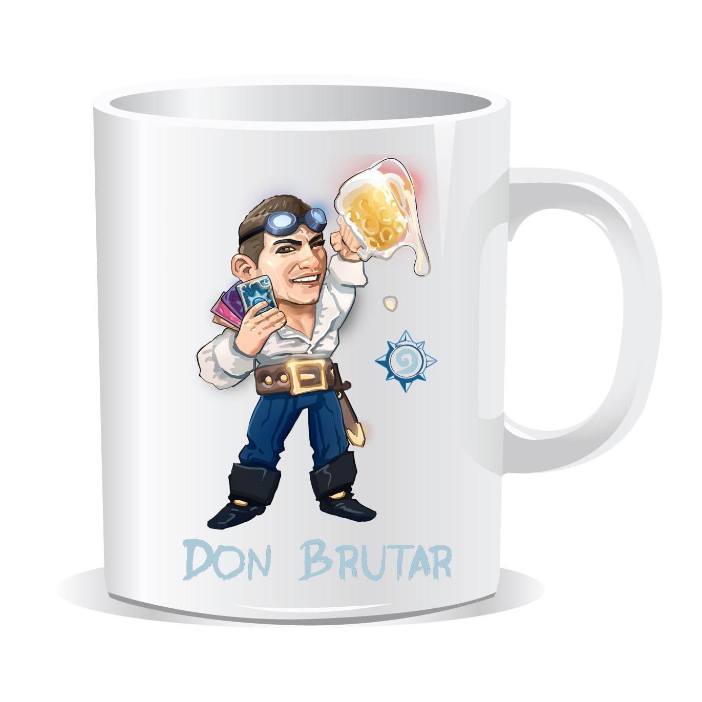 Чаша Gplay TV DonBrutar
