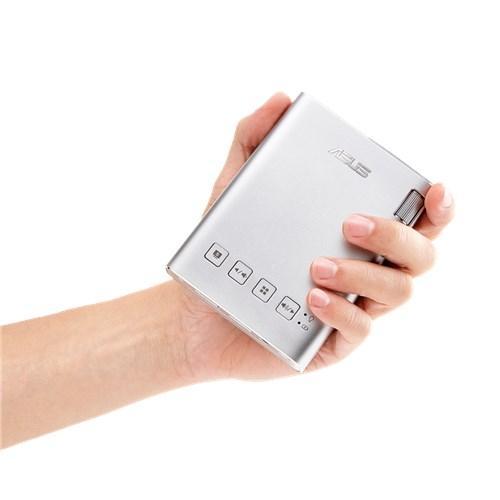 Джобен LED Видеопроектор ASUS ZenBeam E1,150, 800:1; HDMI, USB, WVGA; 0.310kg; 6 000mAh батерия