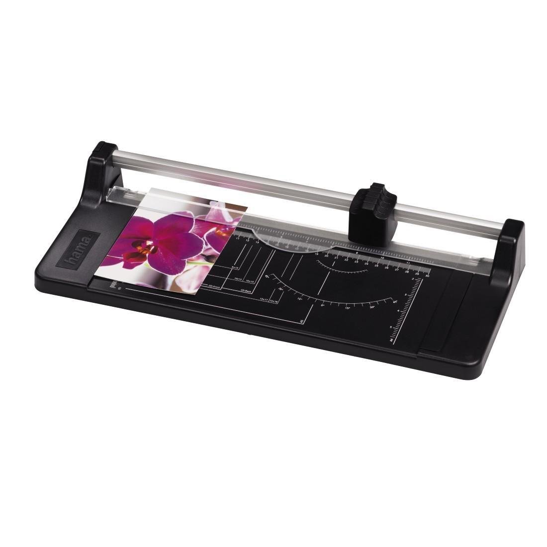 Гилотина за снимки и картон HAMA Easy Cut R 320 08206, 0.5мм, A4/A5/A6