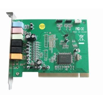 Звукова карта  ESTILLO C-Media 8768, PCI, 7.1