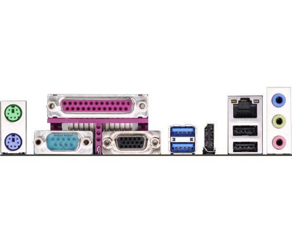 Дънна платка ASROCK H81 PRO BTC, Socket 1150, ATX, DDR3