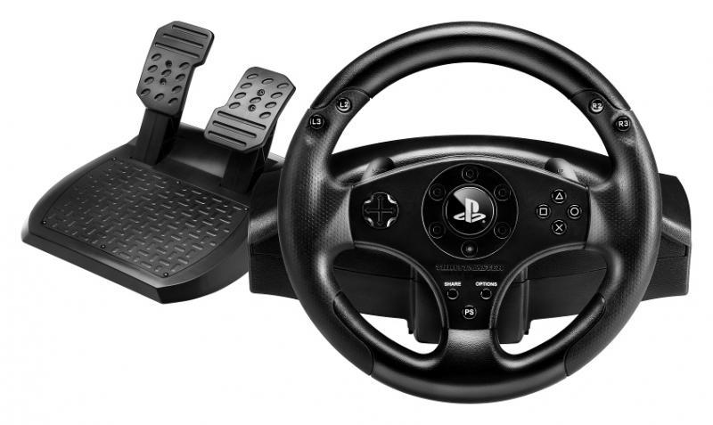 Волан THRUSTMASTER, T80 Racing Wheel, за PS3 / PS4