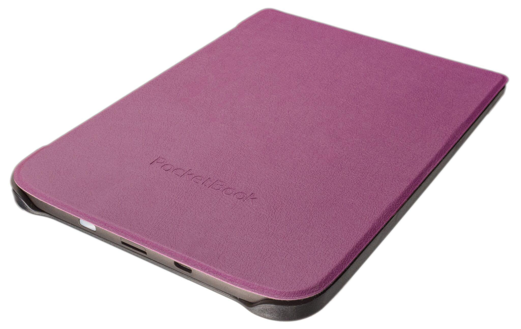 """Калъф Pocketbook Cover Shell InkPad 740, за ел.книга/ четец/ PB 740, 7.8"""", виолетов"""