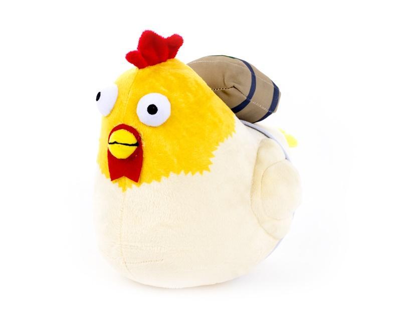 Плюшена играчка Fadecase Chicken C4