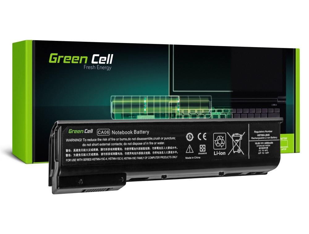 Батерия  за лаптоп HP ProBook 640 645 650 655 G1 LB4X 10.8V 4400mAh GREEN CELL