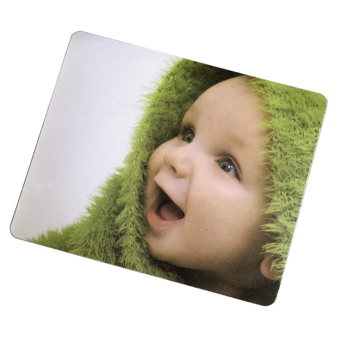 Пад за мишка силикон HAMA - Smiling baby- 52243