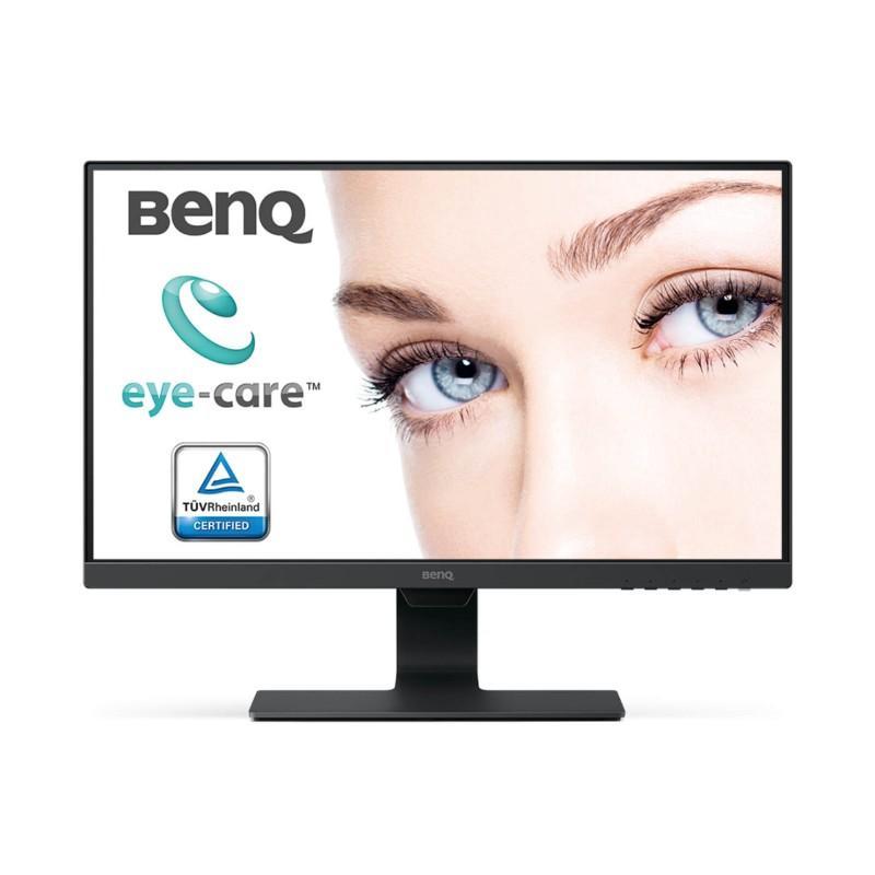 Монитор BenQ BL2480, IPS, 23.8 inch, Wide, Full HD, D-sub, HDMI, DisplayPort, Черен