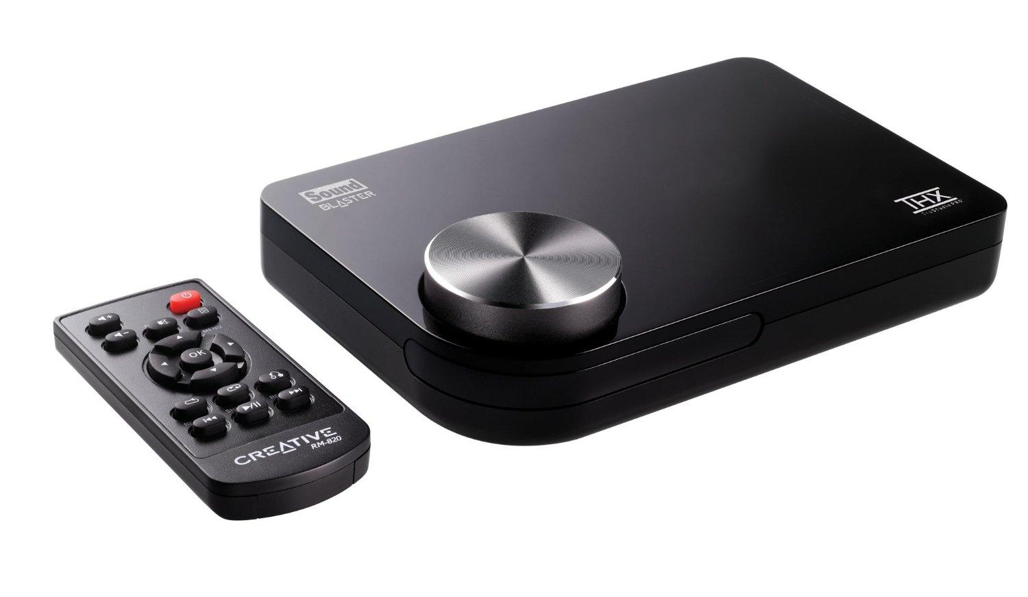 Звукова карта CREATIVE X-Fi Surround 5.1 Pro, USB, 5.1