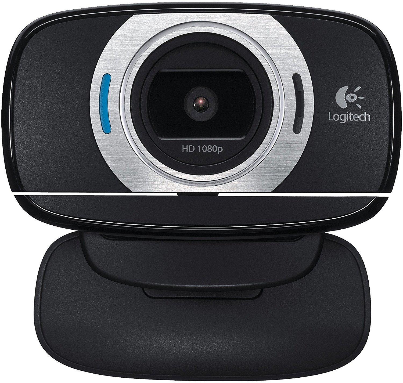 Уеб камера с микрофон LOGITECH C615, Full-HD, USB2.0