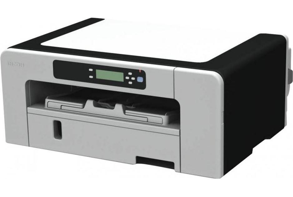 Цветен принтер GelJet RICOH SG 7100DN, A3