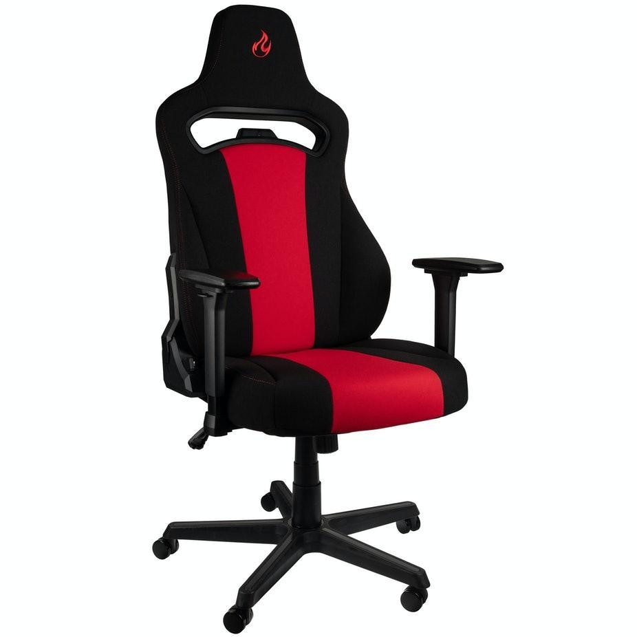 Геймърски стол Nitro Concepts E250, Inferno Red