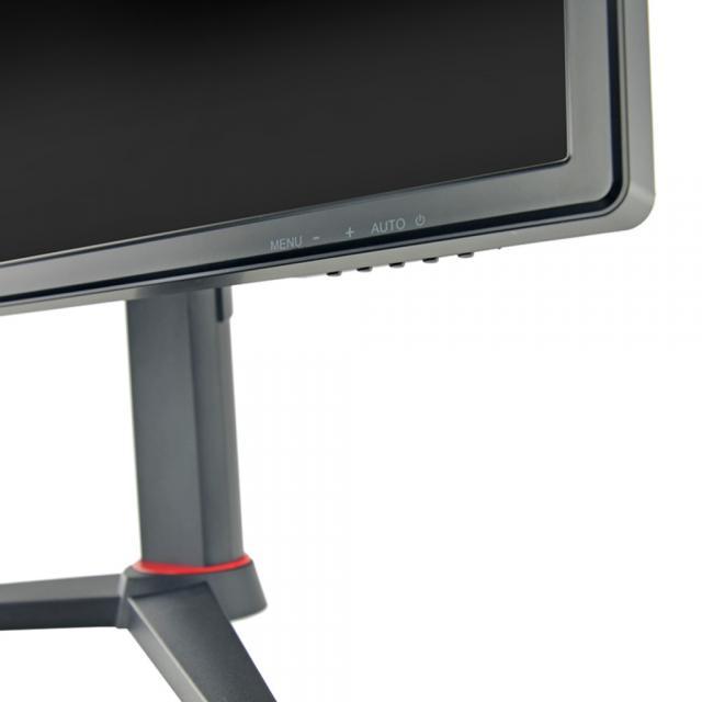 Геймърски монитор HANNSPREE HG 244 PJB, TFT – LED Backlight, 24 inch, Wide, Full HD, Display Port 1.2, HDMI, Черен