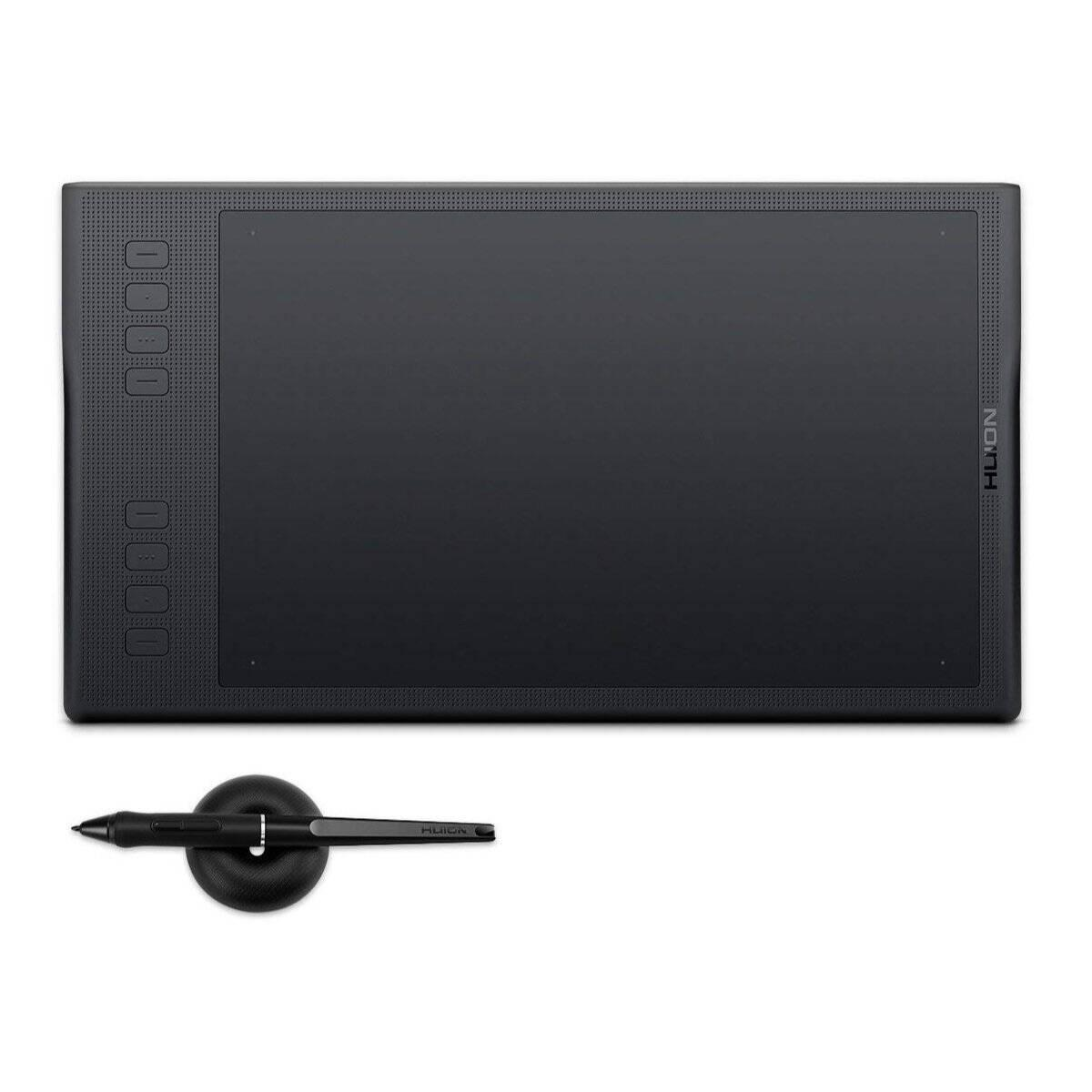 Графичен таблет HUION INSPIROY Q11K V2,  USB, WiFi,  Черен