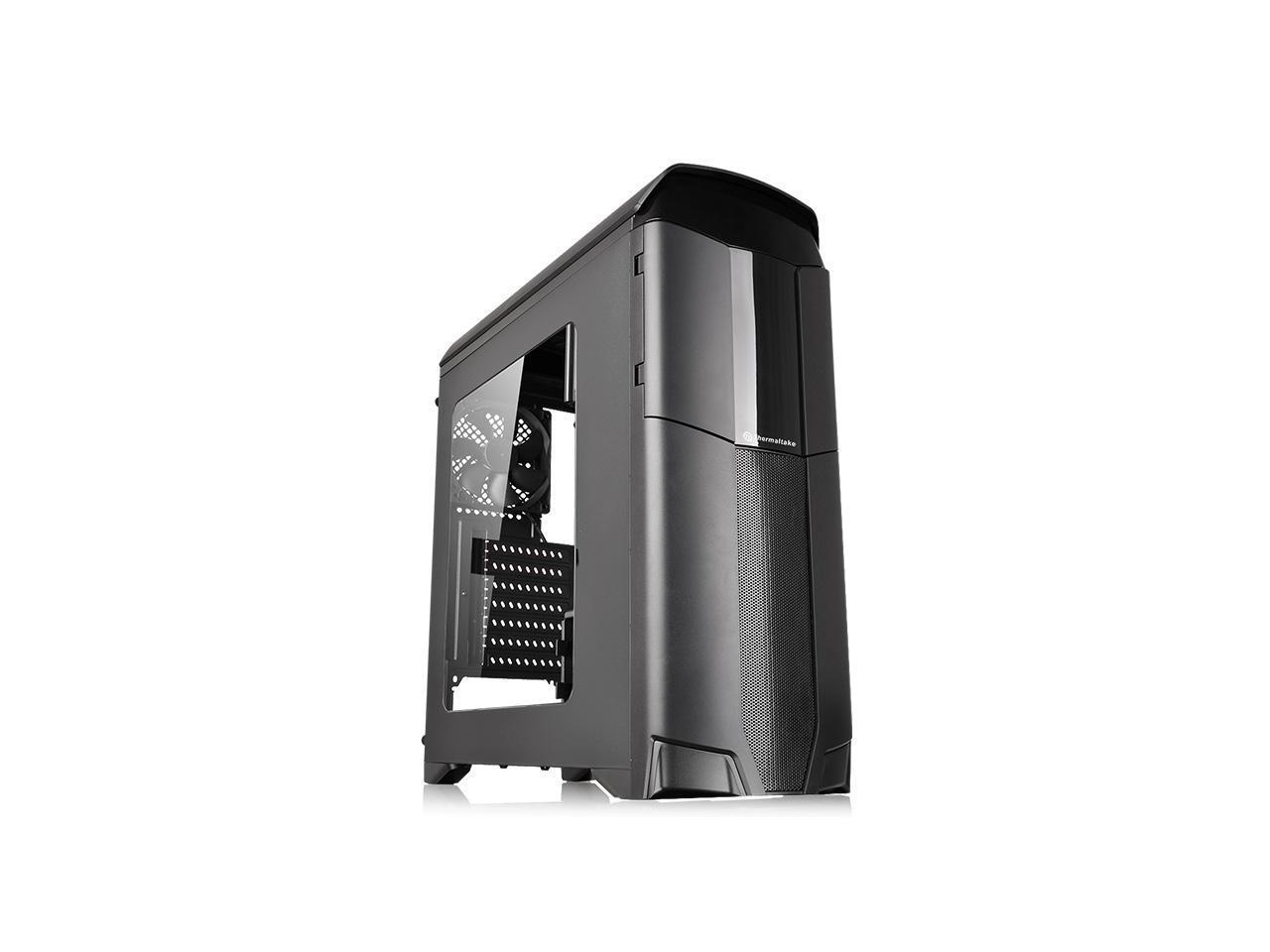 Кутия THERMALTAKE Versa N26 Black Mid Tower