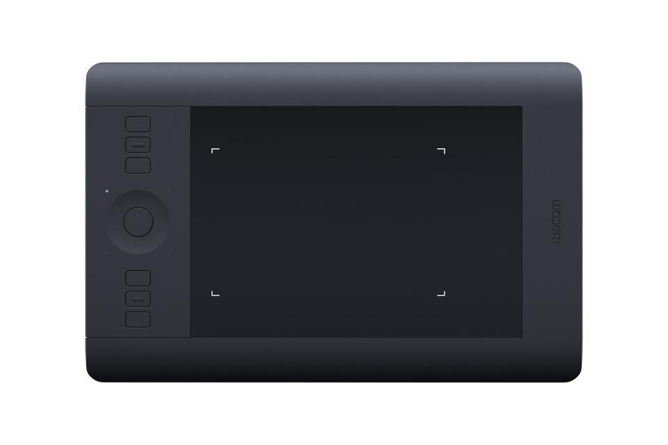 Графичен таблет Wacom Intuos Pro S, Черен