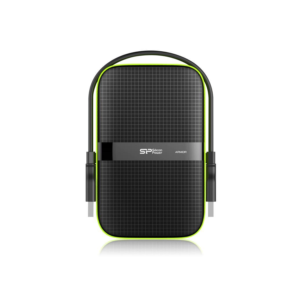 "Външен хард диск SILICON POWER Armor A60 , 2.5"", 500Gb, USB3.0"
