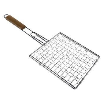 Скара Xavax, покрита с дървена дръжка, 25 x 25 cm