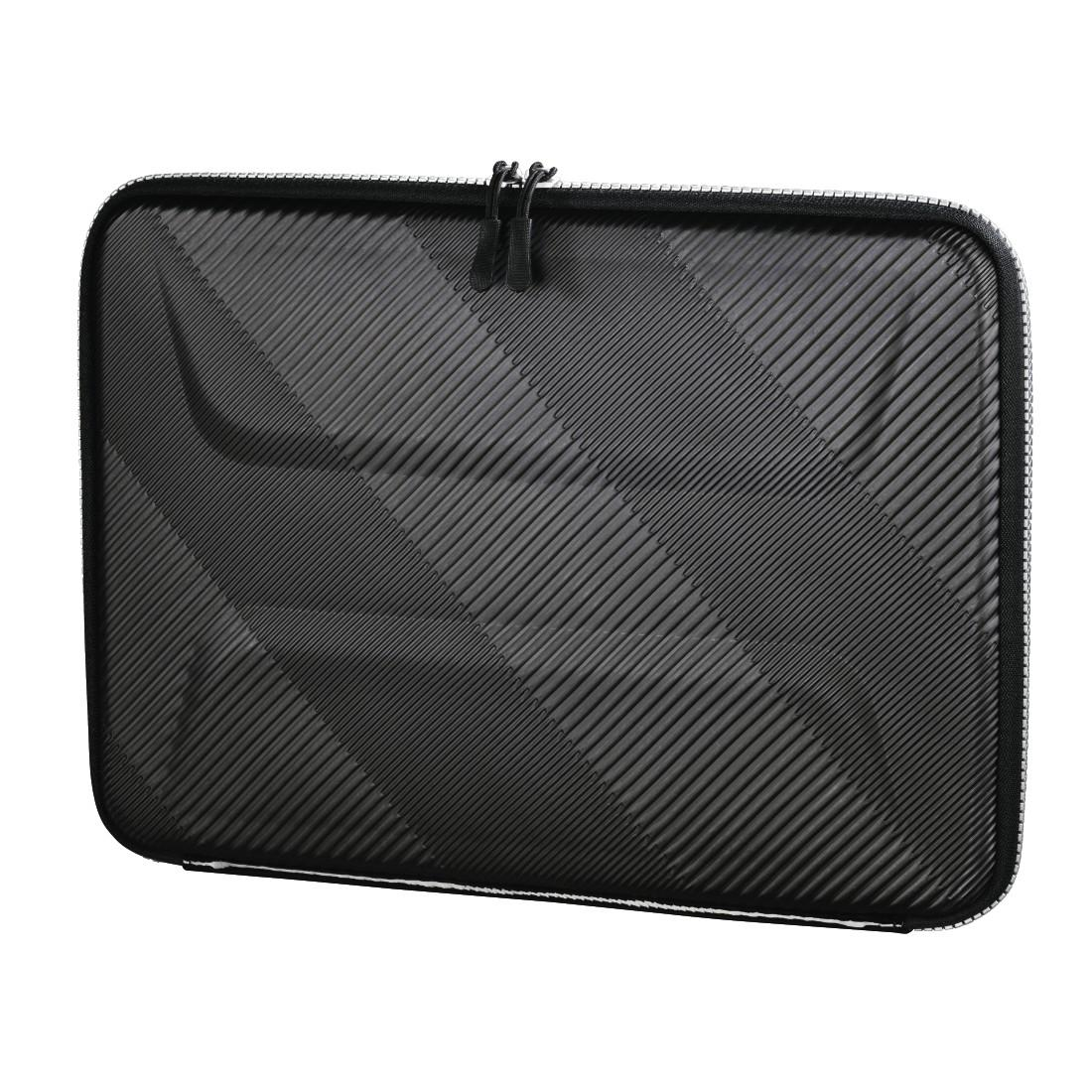 "Универсален калъф за лаптоп HAMA Protection, до 34 см  (13.3""),  удароустойчив, пластмасов, Черен"