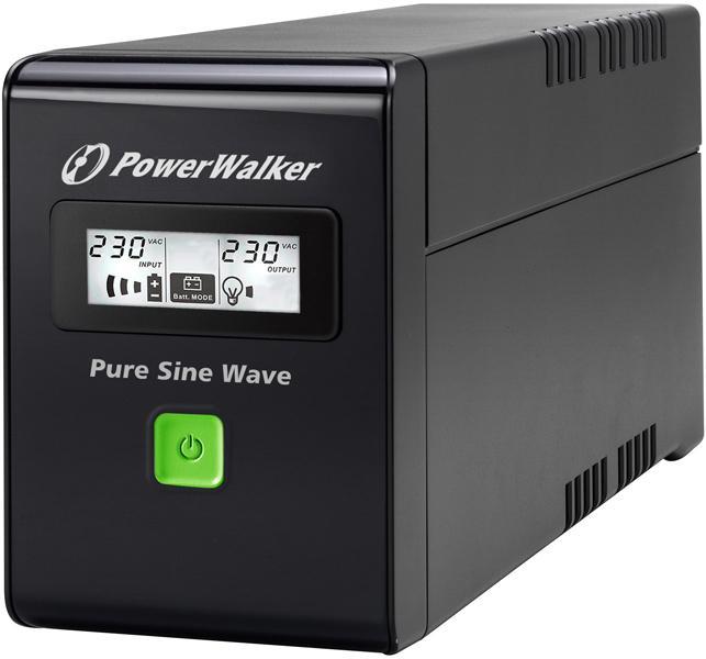 UPS POWERWALKER VI 800 SW, 800VA, Line Interactive