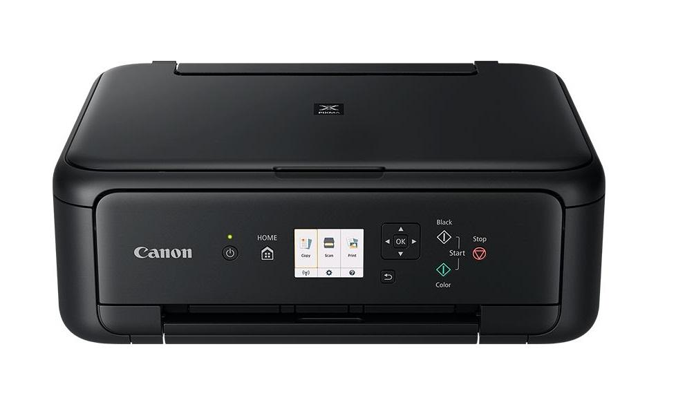 Мултифункционално устойство CANON PIXMA TS5150, принтер/скенер/копир, 4800 x 1200dpi, USB, WiFi, Черен
