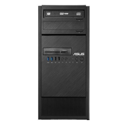 Работна станция ASUS ESC500 G4 M3H Xeon E3-1245v6 / 16GB ECC RAM/ 256GB SSD / DVD-RW SATA / Win 10 Pro