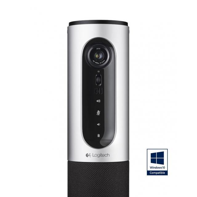 Видеоконферентна камера LOGITECH Conference Connect, Full-HD, USB2.0, Bluetooth