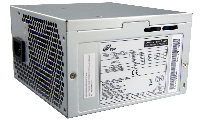 Захранващ блок FSP Group FSP350-50AHBCC, 350W, 85%, 80+