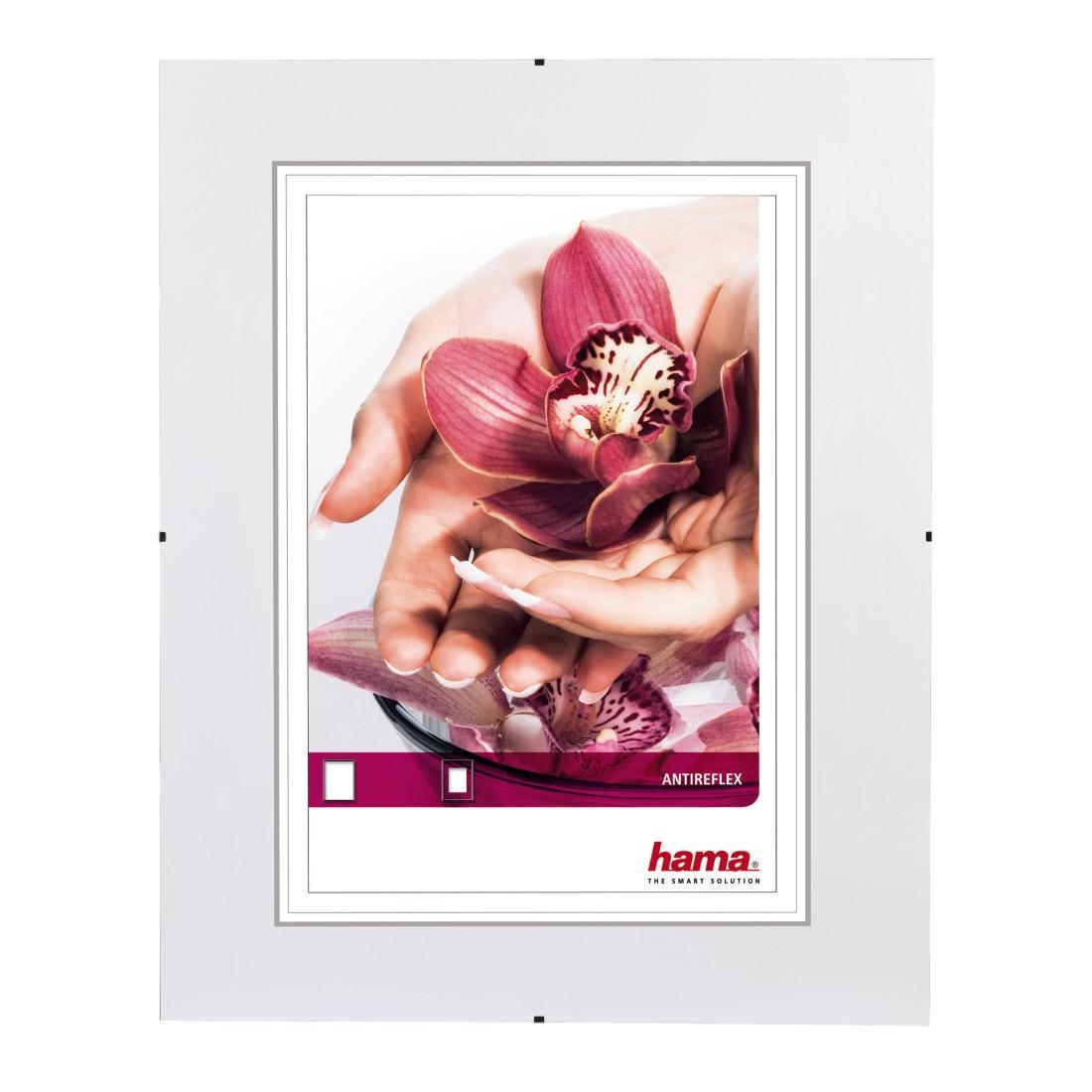 Рамка за снимки ClipFix със стъкло, 30 х 40 см