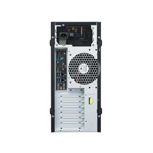 Работна станция ASUS ESC500 G4 M2X Intel Core i7-7700 / 8GB RAM/ 256GB SSD / DVD-RW / Win 10 Pro