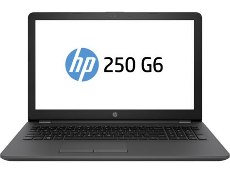 "Лаптоп HP 250 G6 , процесор Intel Core i3-6006U (2.00Ghz,3Mb), 15.6"", 4GB DDR4,HDD 500GB, без ОС, Intel HD Graphics 520, Черен"