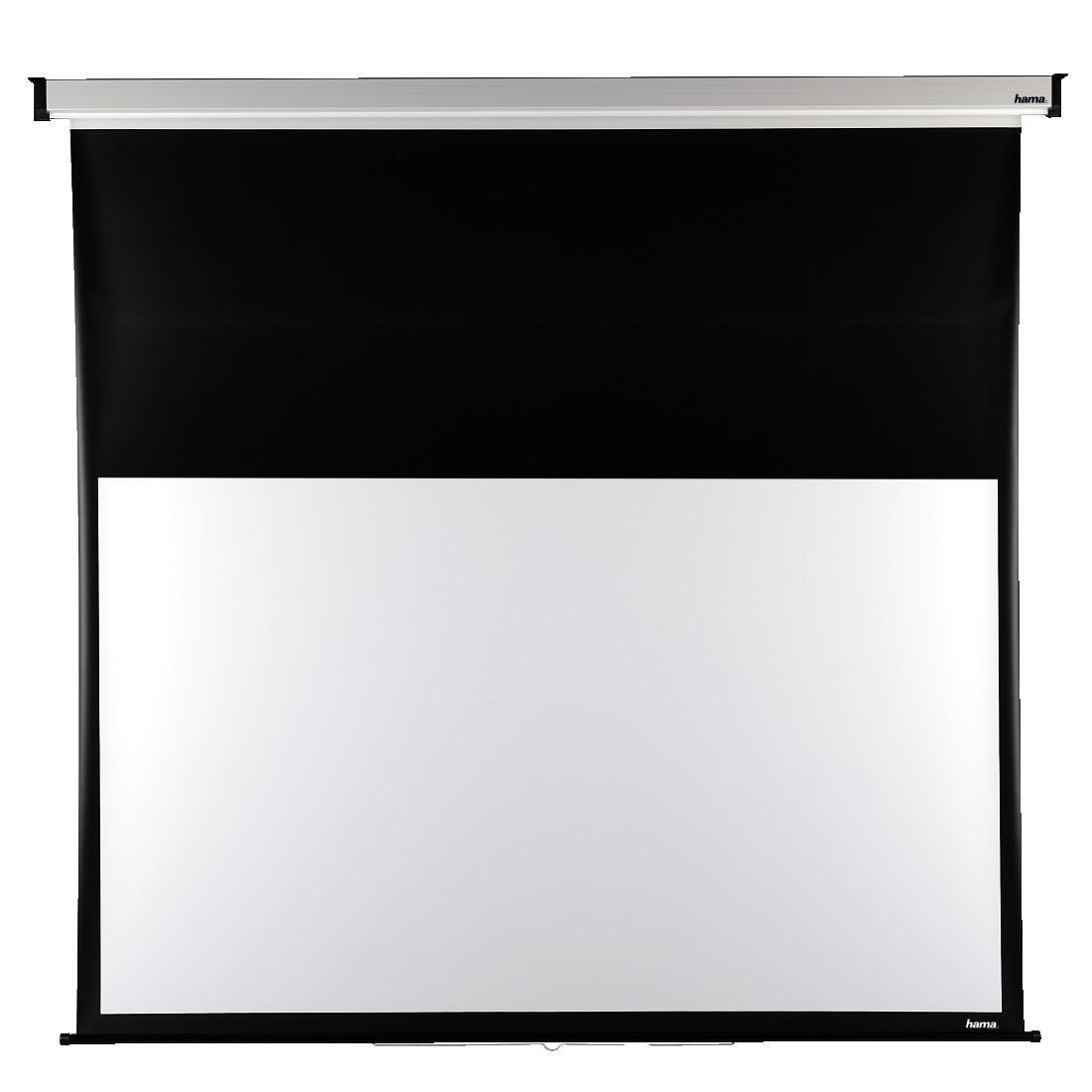 Проекторен екран за стена HAMA 18746, 200 x 150, 16:9