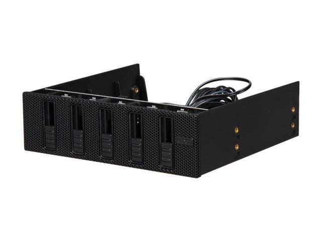Контролер за Вентилатор NZXT Sentry Mesh w/ Five 30 watts Channels