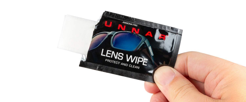 Почистващ комплект за очила Gunnars 30бр Lens Wipes