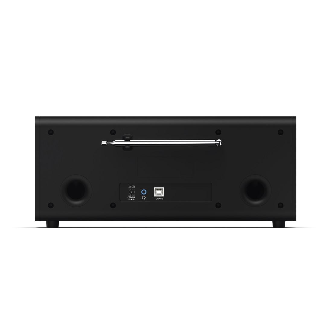 Цифрово радио Hama DR1400, FM/DAB/DAB+, Черен