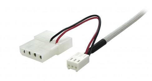 Вентилатор SPIRE  120x120x25 mm, 3 PIN, Molex 2510, Sleeve